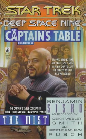 9780671014711: The Mist (Star Trek: Captain's Table)