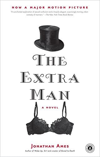 The Extra Man (Contemporary Classics (Washington Square Press)): Ames, Jonathan