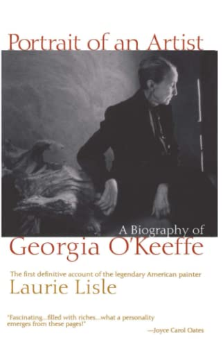 9780671016661: Portrait of an Artist: A Biography of Georgia O'Keeffe