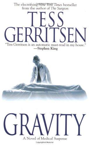 9780671016777: Gravity: A Novel of Medical Suspense (Roman)