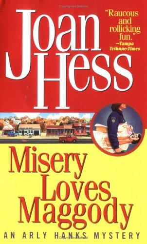 9780671016845: Misery Loves Maggody