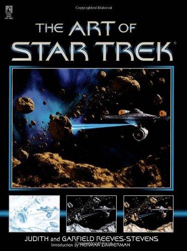 The Star Trek: The Art of Star Trek (0671017764) by Reeves-Stevens, Judith; Reeves-Stevens, Garfield
