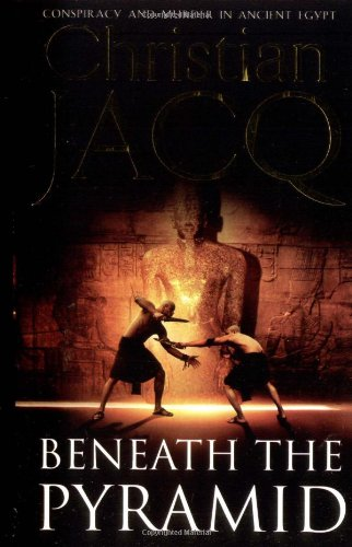 9780671017989: Beneath the Pyramid: The Judge Of Egypt (The Judge of Egypt Trilogy)