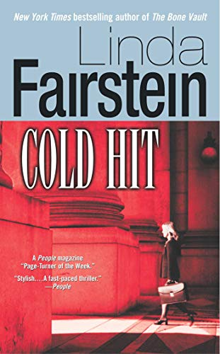 9780671019556: Cold Hit (Alexandra Cooper Mysteries)