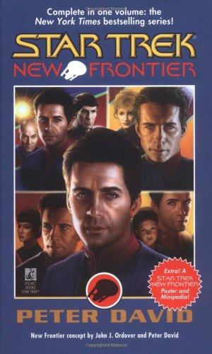 9780671019785: New Frontier (Star Trek New Frontier)