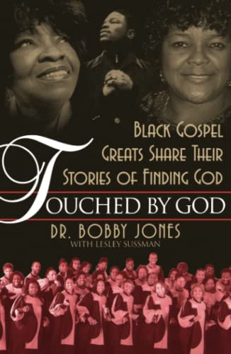 Touched by God (067102003X) by Jones, Bobby; Sussman, Lesley