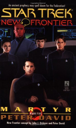 Star Trek the Next Generation: Martyr 5