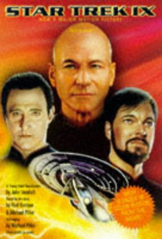 Star Trek: Insurrection (YA Novelization): Vornholt, John