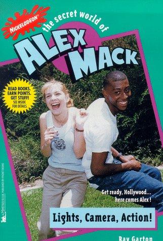 9780671021092: LIGHTS, CAMERA, ACTION! THE SECRET WORLD OF ALEX MACK #33