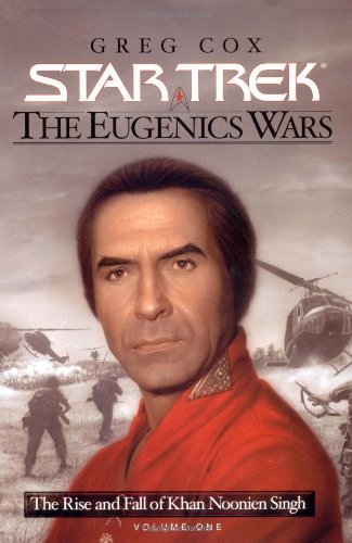 9780671021276: The Eugenics Wars Vol I: The Rise and Fall of Khan Noonien Singh (Star Trek)