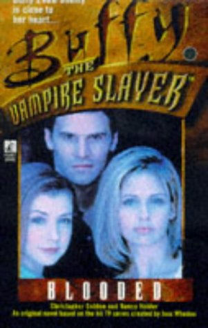 Blooded (Buffy the Vampire Slayer, book 5)