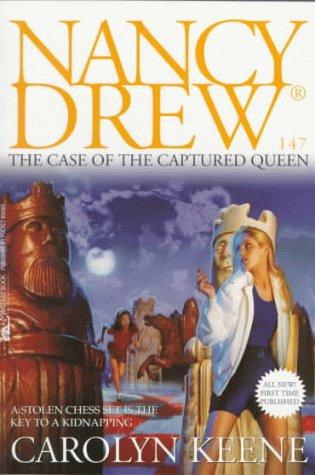 9780671021757: The CASE OF THE CAPTURED QUEEN: NANCY DREW #147