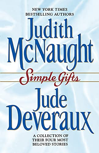 9780671021801: Simple Gifts: Four Heartwarming Christmas Stories: A Collection of Their Four Most Beloved Stories