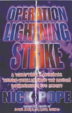 9780671021863: Operation Lightning Strike