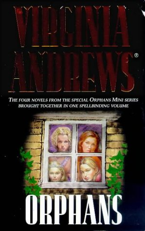 "9780671021993: Andrews, V: Orphans: ""Butterfly"", ""Crystal"", ""Brooke"", ""Raven"""