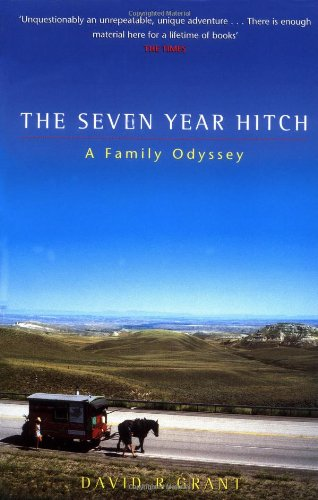 9780671022112: The Seven Year Hitch: A Family Odyssey