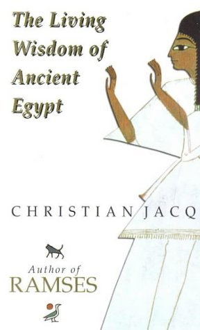 9780671022198: The Living Wisdom of Ancient Egypt
