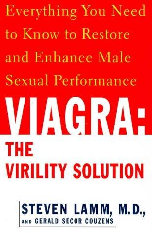 9780671022792: Viagra: the Virility Solution