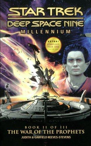 9780671024024: The War of the Prophets (Star Trek Deep Space Nine, Millennium Book 2 of 3)