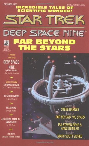9780671024307: Star Trek Deep Space Nine: Far Beyond the Stars