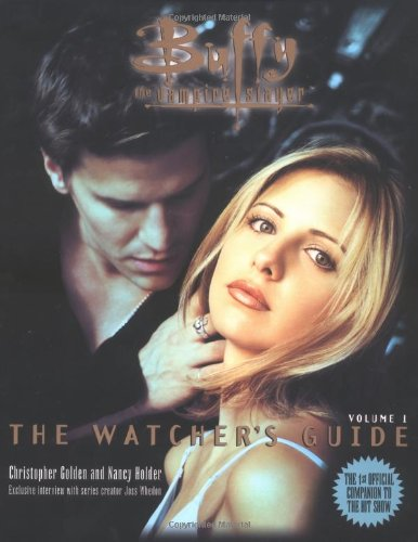 9780671024338: Buffy the Vampire Slayer: The Watcher's Guide: 1