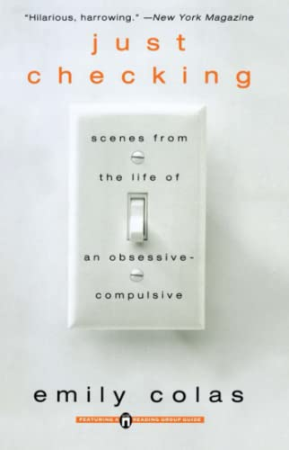 9780671024383: Just Checking: Scenes from the life of an obsessive-compulsive