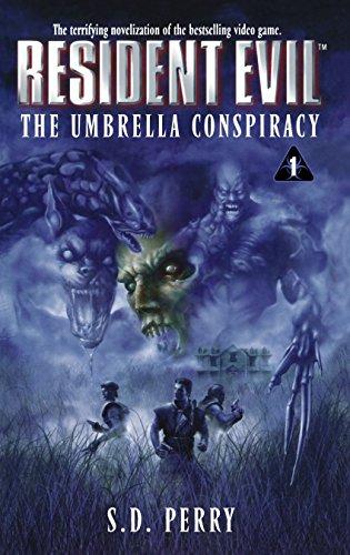 9780671024390: The Umbrella Conspiracy (Resident Evil #1)