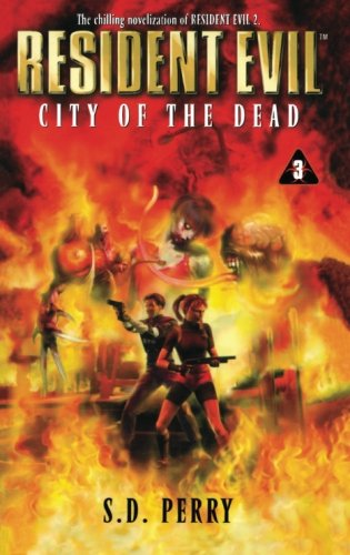 9780671024413: City of the Dead (Resident Evil #3)
