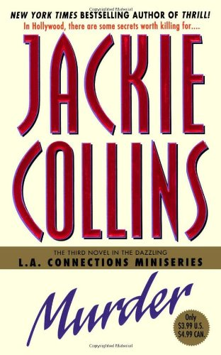 Murder (L.A. Connections Miniseries): Jackie Collins