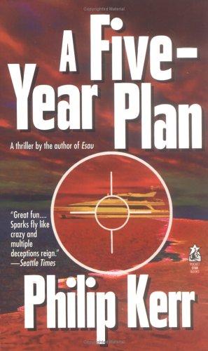 9780671024710: A Five-Year Plan