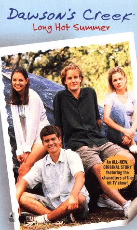 9780671024741: Long Hot Summer (Dawson's Creek)