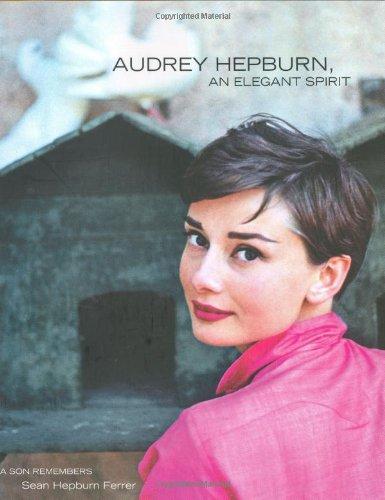 9780671024789: Audrey Hepburn: An Elegant Spirit