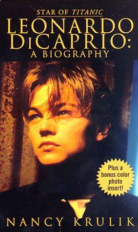 9780671024864: Leonardo Dicaprio a Biography