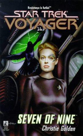 9780671024918: Seven of Nine (Star Trek: Voyager)