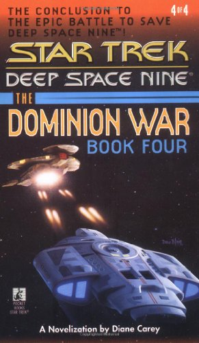 9780671024987: Sacrifice of Angels (Star Trek Deep Space Nine: The Dominion War, Book 4)