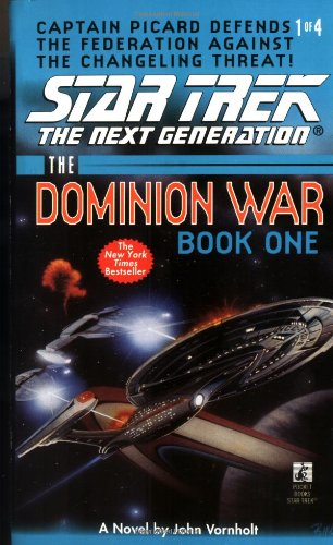 9780671024994: Dominion War: Behind Enemy Lines v. 1 (Star Trek: The Next Generation)