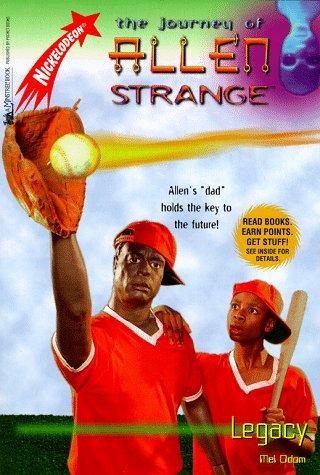 Legacy (Journey of Allen Strange) (0671025120) by Odom, Mel