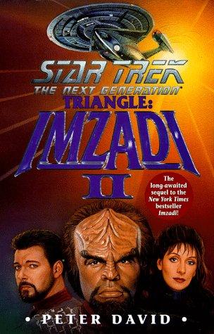 9780671025328: Imzadi: Triangle No.2 (Star Trek: The Next Generation)