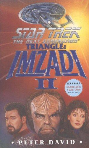 9780671025380: Triangle (No. 2) (Star Trek: The Next Generation)
