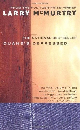 9780671025571: Duane's Depressed (Last Picture Show Trilogy)