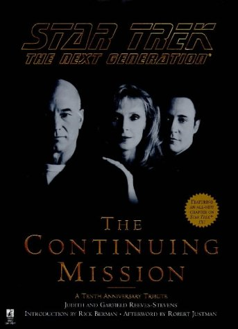 9780671025595: The Continuing Mission (Star Trek: The Next Generation)