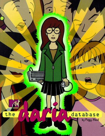 9780671025960: The Daria Database (MTV's Daria)