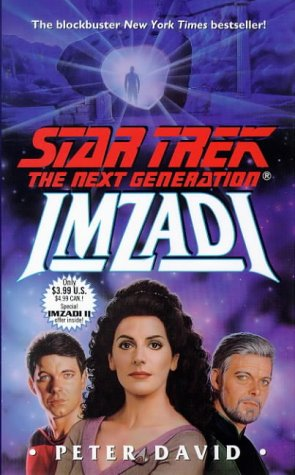 9780671026103: Imzadi (Star Trek: The Next Generation)