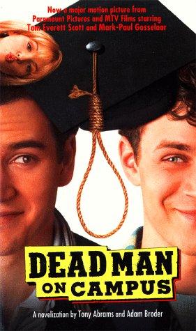9780671026448: Dead Man on Campus: A Novelization