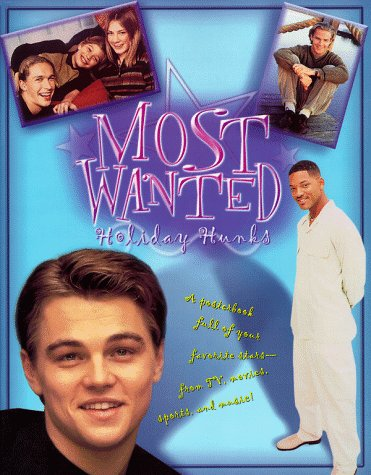 Most Wanted: Holiday Hunks (Most Wanted): Clancy, Lisa