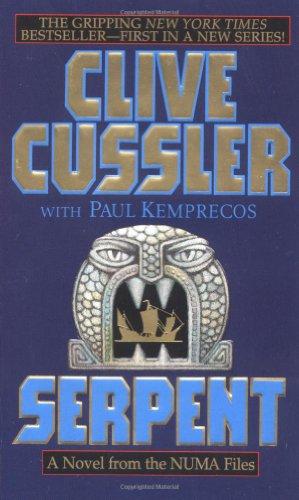 9780671026684: Serpent: A Novel from the NUMA Files