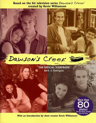 9780671026738: The Official Dawson's Creek Scrapbook
