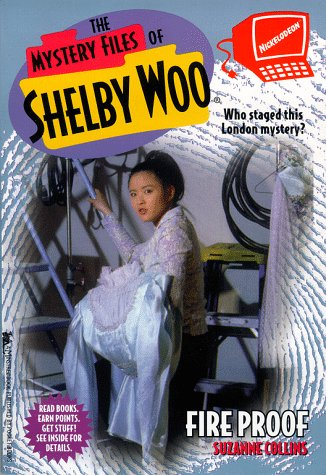 9780671026950: Fire Proof (Mystery Files of Shelby, Woo No.11)