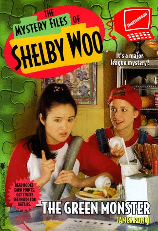 9780671026967: The Green Monster (Mystery Files of Shelby Woo)