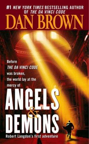 Angels & Demons: Brown, Dan